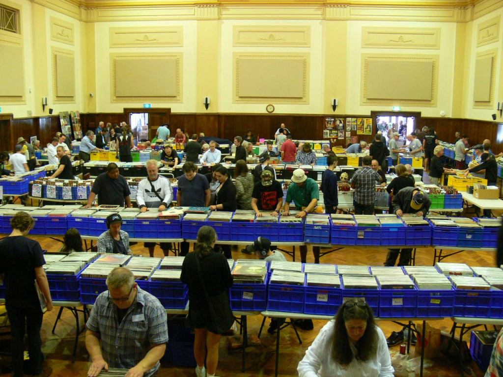 Melbourne Record Fair
