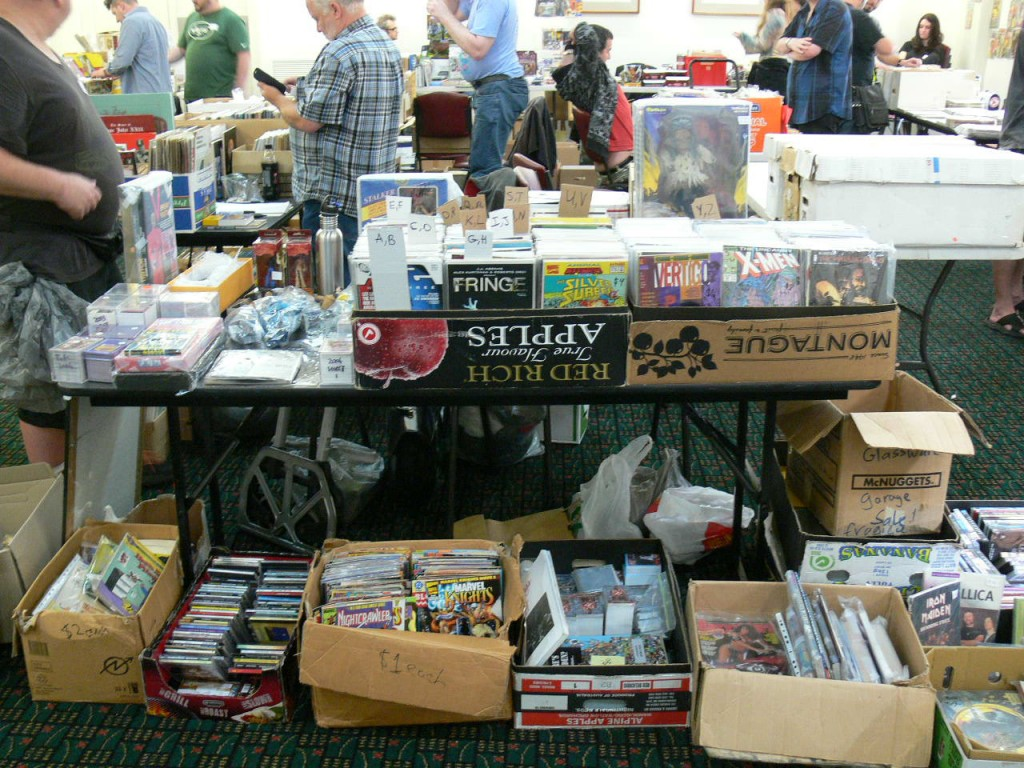Box Hill Record Fair